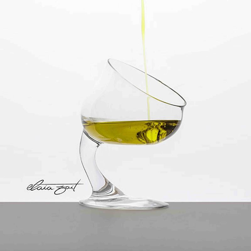 Buy Hedonic tasting glass of olive oil Elaia zait