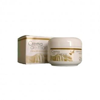 Crema de Manos con Aceite de Oliva Ecológico Olea Cosméticos