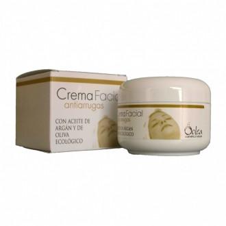 Crema Facial Antiarrugas Olea Cosméticos