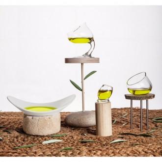Vaso para cata de aceite de oliva...