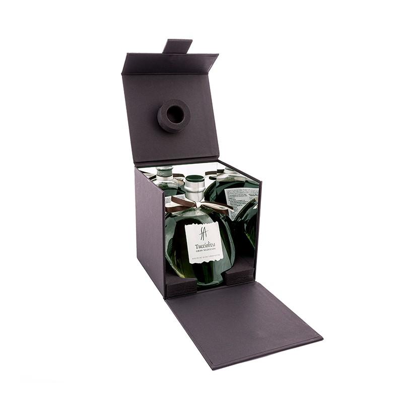 Estuche Gran Colección Tuccioliva botella 50 cl