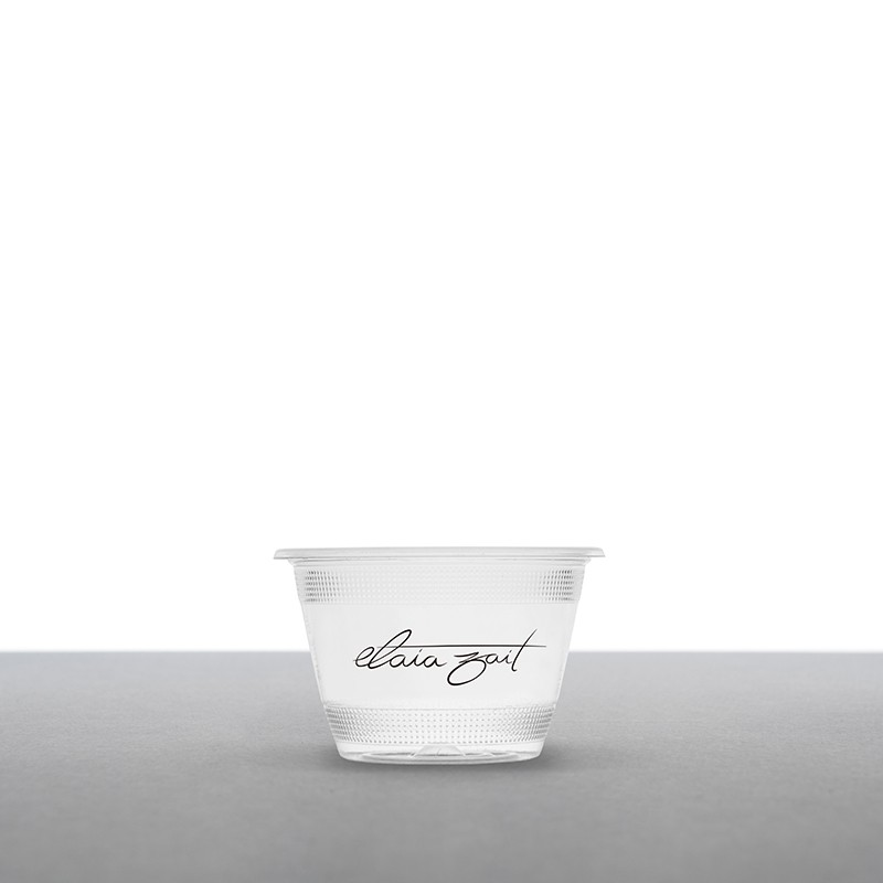 Buy biodegradable cup for tasting olive oil Elaia Zait.
