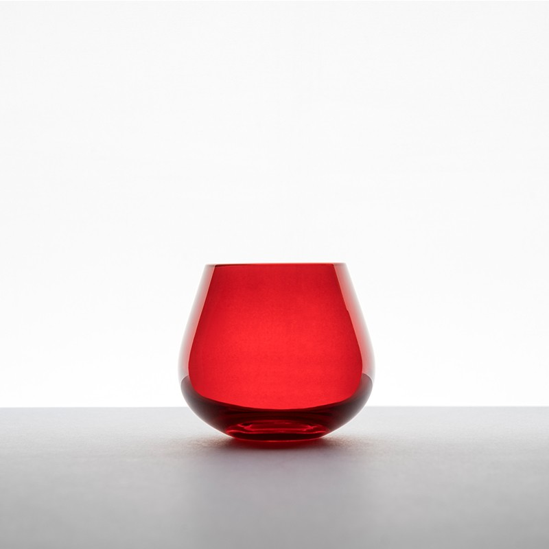 Buy olive oil red tasting glasses Elaia Zait