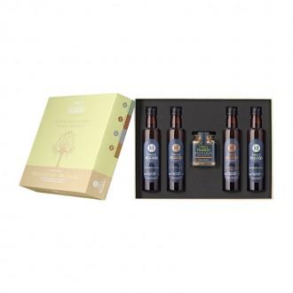 Casas de Hualdo 4 bouteilles avec pistaches