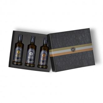 Casas de Hualdo case 3 bottles...