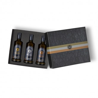 Casas de Hualdo case 3 bottles special edition