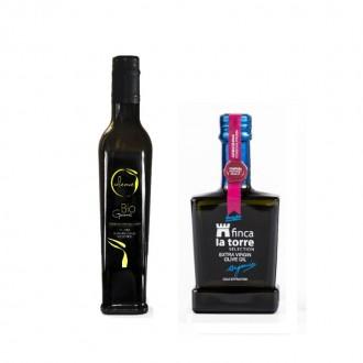 Ecological Pack 4 bottles Finca la...