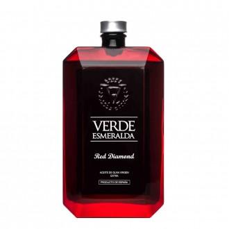 Verde Esmeralda Royal Botella roja...