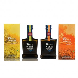 copy of Finca la Torre organic orange flavored