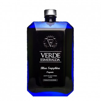 Verde Esmeralda Blue Shapire...