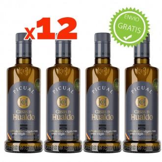 Casas de Hualdo 12 botellas: picual,...