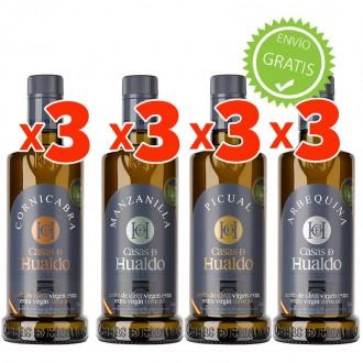 Casas de Hualdo 12 botellas...