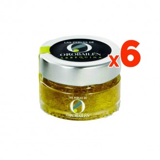 Olive Oil Pearls Oro Bailén Arbequina