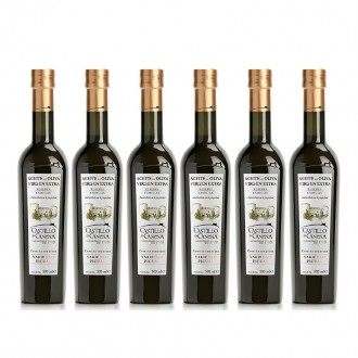 Castillo de Canena Family Reserve Picual. Box with 6 bottles of 500 ml.