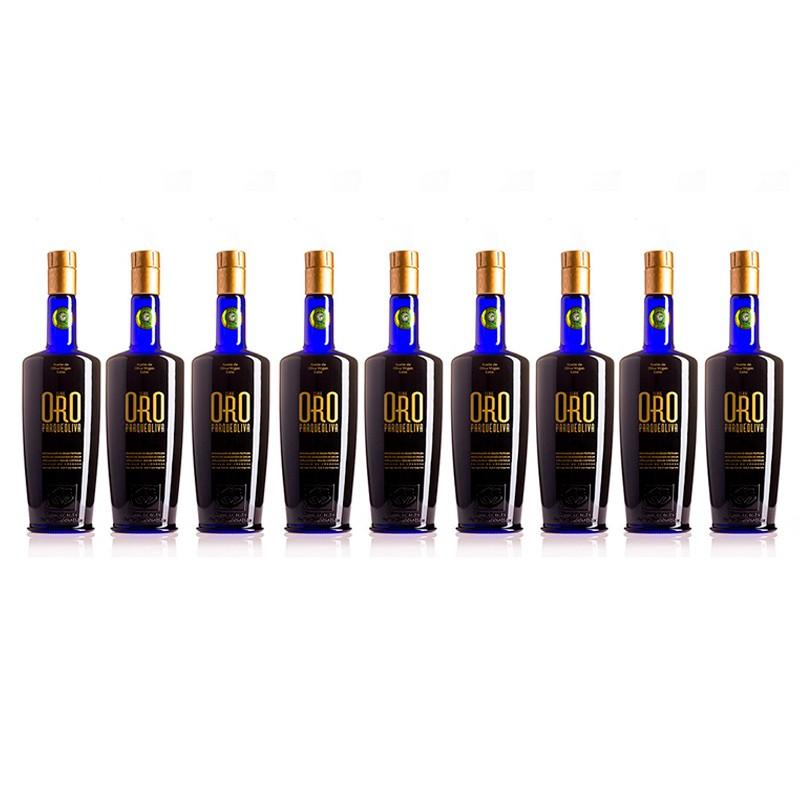Aceite Parqueoliva Serie Oro DOP Caja de 9 botellas de 250ml