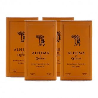 Bidon Alhema organique de 3 litres de...