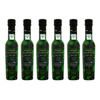 Castillo de Canena Arbequina & Marine Plankton. Box of 6 bottles of 250 ml