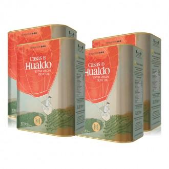 Can Casas de Hualdo of 3 liters Pack 4.