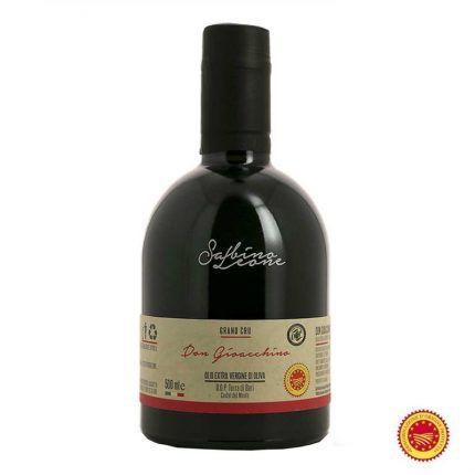 Aceite Don Gioacchino virgen extra mejores aceites del mundo