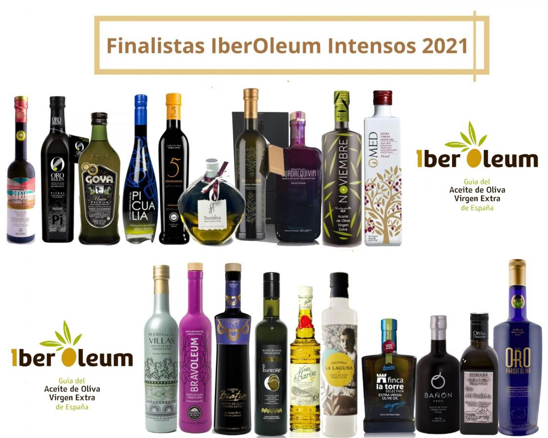 aceites finalistas iberoleum