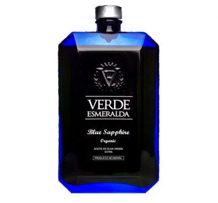 Verde Esmeralda Picual Ecológico Blue Sapphire 500 Ml