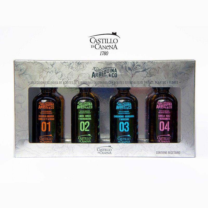 Botella de Aceite Castillo de Canena Arbequina
