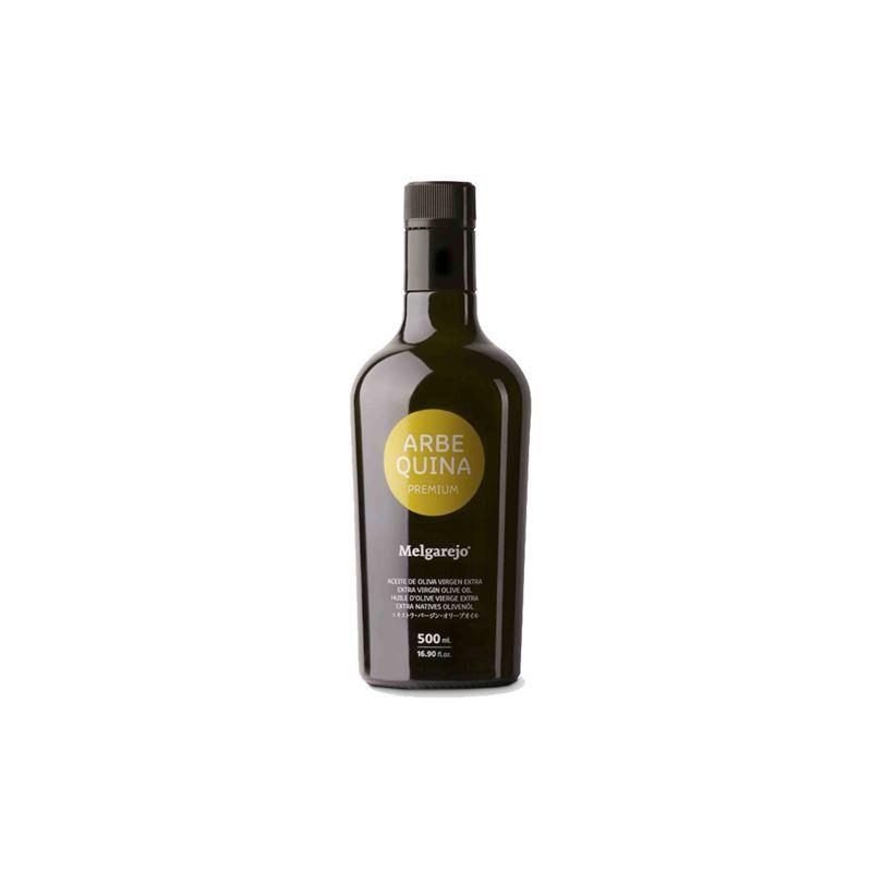Botella de Aceite Melgarejo Arbequina