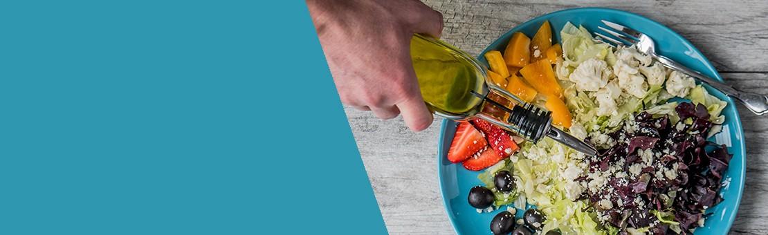 Huiles d'olive gastronomiques